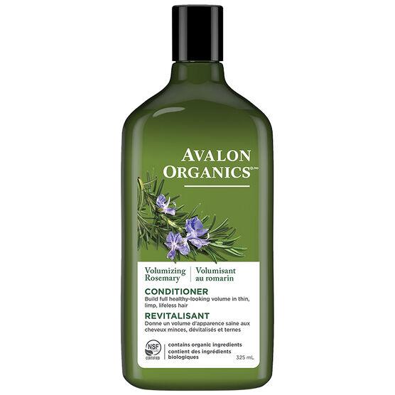 Avalon Organics Volumizing Conditioner - Rosemary - 325ml