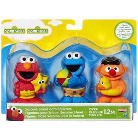 Sesame Street Bath Squirters