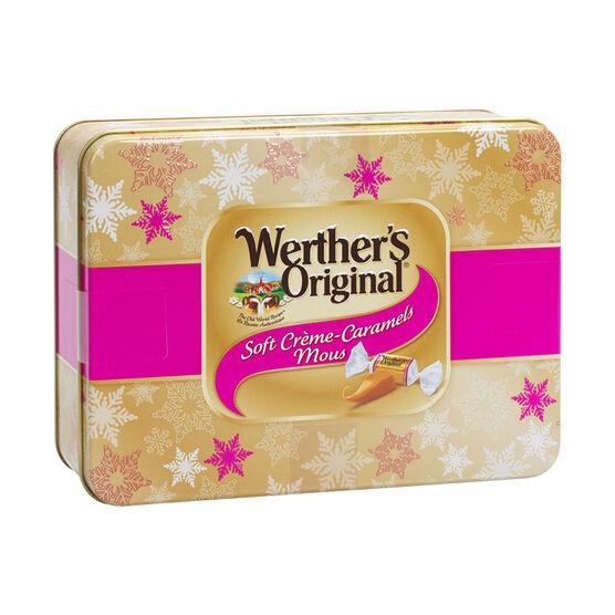 Werther's Soft Crème Caramels Tin - 200g
