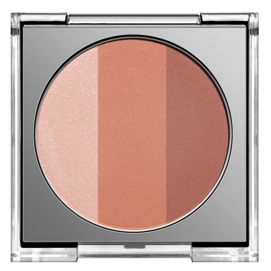 Lise Watier Blush Powder Trio - Cuivre Bronze