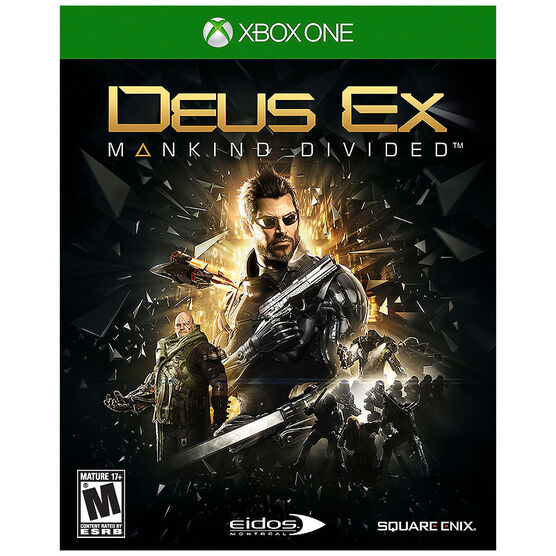 Xbox One Deus Ex: Mankind Divided