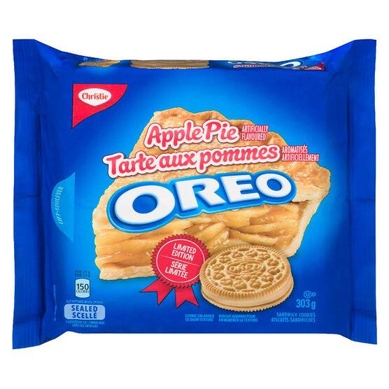 Christie Oreo Cookies - Apple Pie - 303g