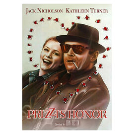 Prizzi's Honor (1985) - DVD