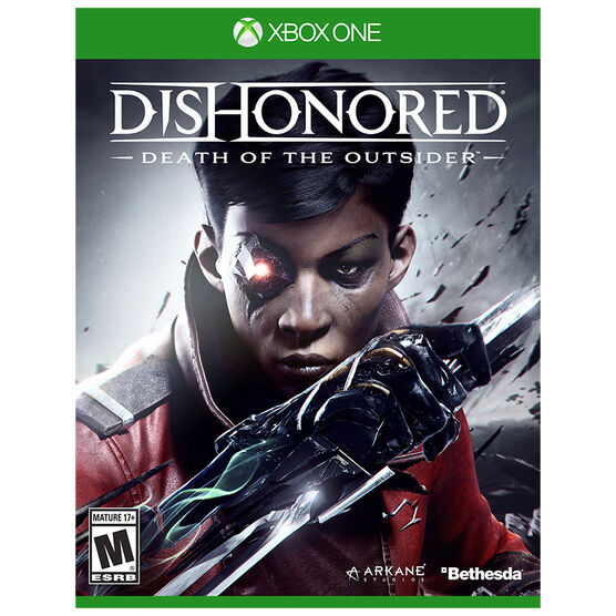 Xbox One Dishonored 2 - Death of the Outsider