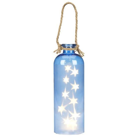 London Drugs LED Bottle Lamp - Stars - Assorted