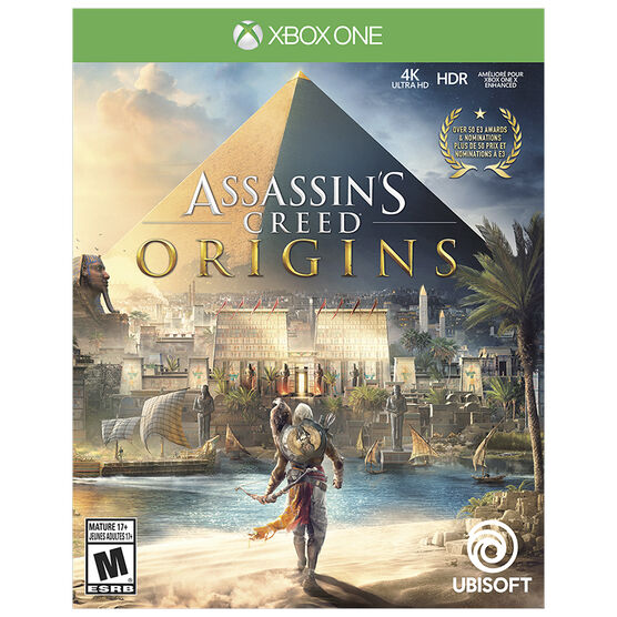 Xbox One Assassin's Creed Origins