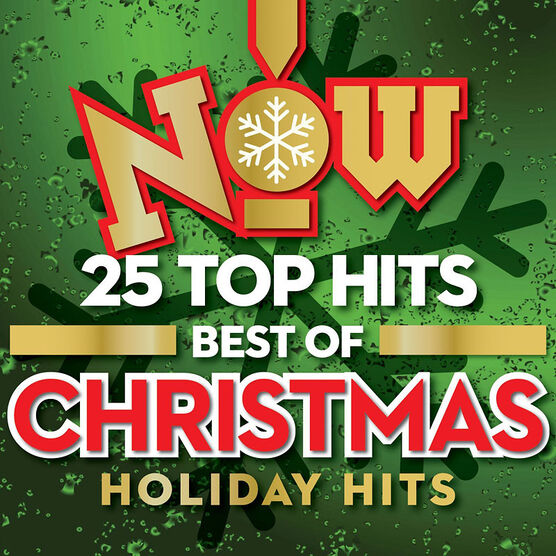 Various Artists - Now! 25 Top Hits: Best of Christmas Holiday Hits - 2 CDs