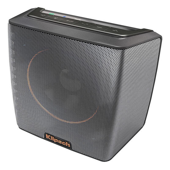 Klipsch Groove Bluetooth Speaker - Black - GROOVE