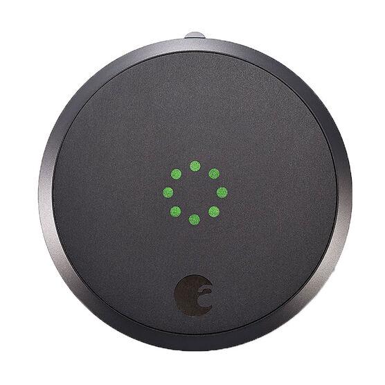 August Smart Lock HomeKit - Dark Gray - AUG-SL02-M0