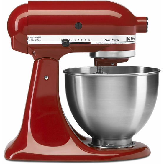 KitchenAid Ultra Power Stand Mixer - Red - KSM95ER