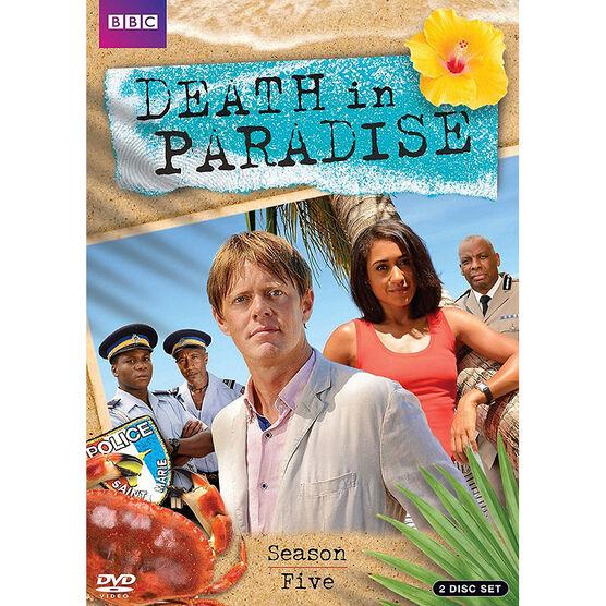 Death In Paradise: Season 5 - DVD