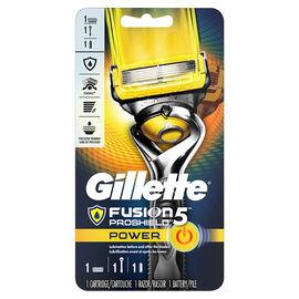 Gillette Fusion5 Proshield Power Razor