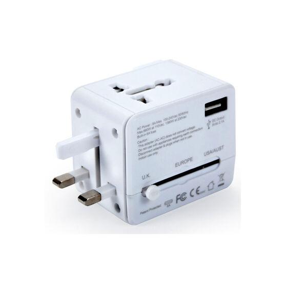 IO Magic WiFi Travel Adapter - I016W02RU2B