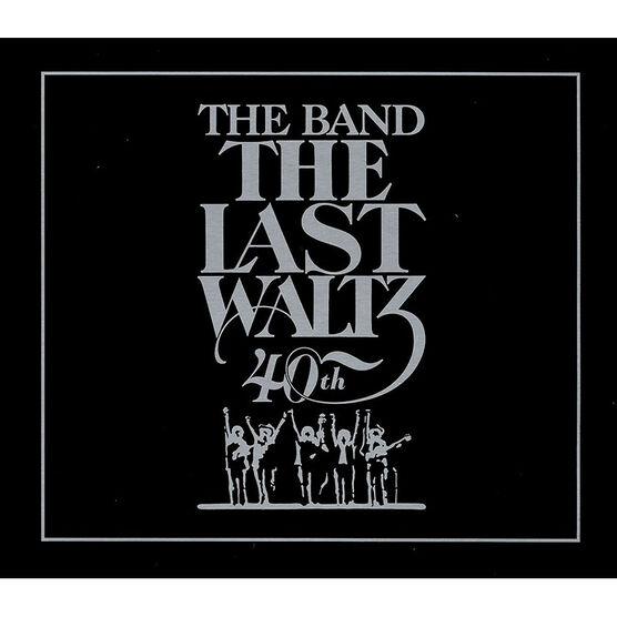 The Band - The Last Waltz (40th Anniversary Edition) - 2 CD