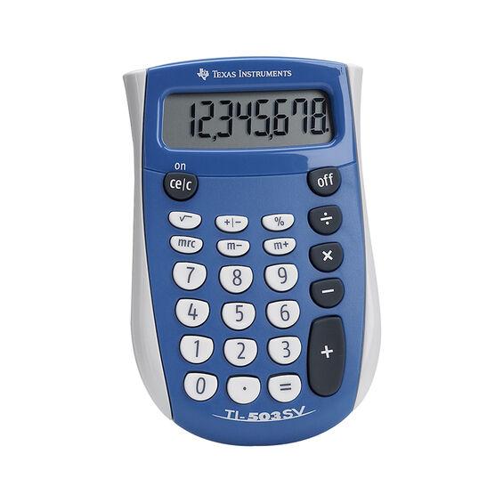 Texas Instruments Basic Calculator - TI503SV