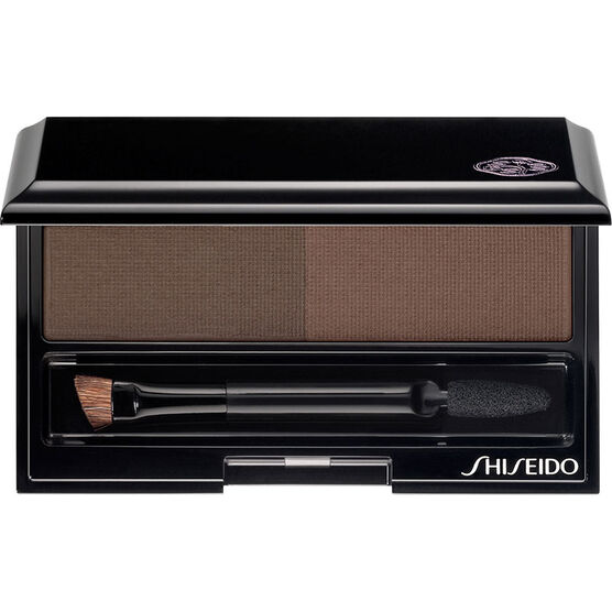 Shiseido Eyebrow Styling Compact - Medium Brown