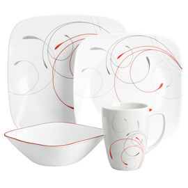 Corelle Splendor Dinnerware - 16 piece