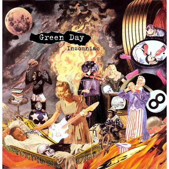 Green Day - Insomniac - Vinyl