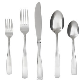 Cambridge Silversmiths Madison Satin 18/0 Flatware Set - 89 piece