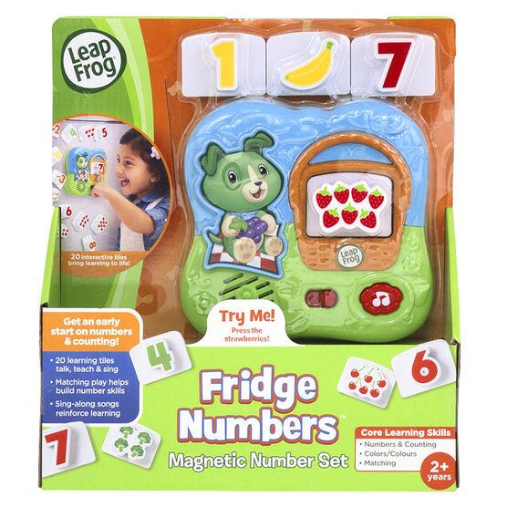 LeapFrog Fridge Numbers Magnetic Set - 8019314E