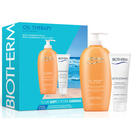 Biotherm Baume Nutrition Oil Therapy Set - 2 piece
