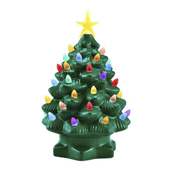 Nostalgic Tree - 10in - Green - C17378