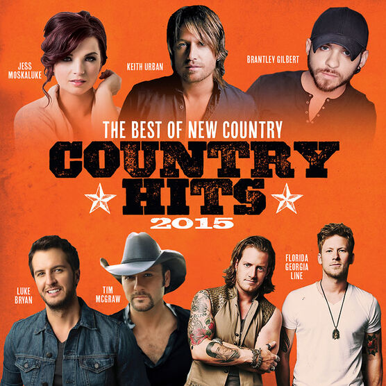 Various Artists - Country Hits 2015 - CD