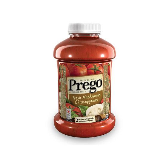 Prego Pasta Sauce - Mushroom - 1.75L