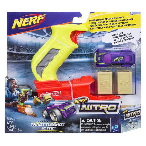 Nerf Nitro Throttleshot Blitz