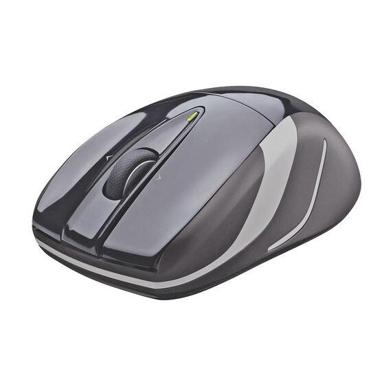 Logitech M525 Power Plus Wireless Mouse - Black - 910-002696