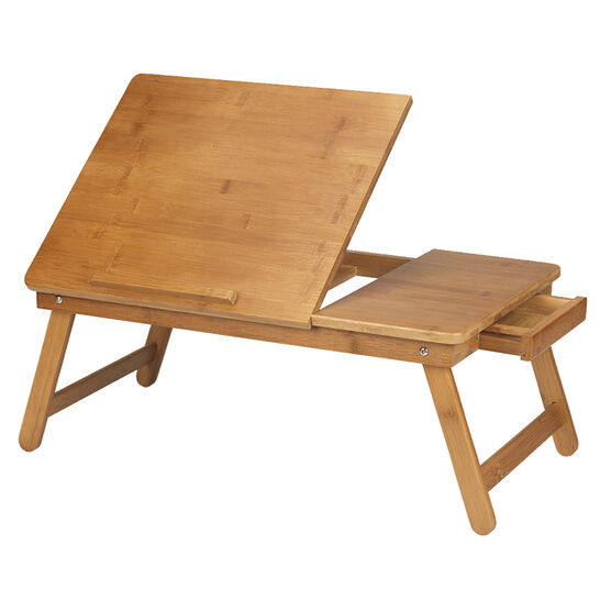 London Drugs Bamboo Computer Lap Table