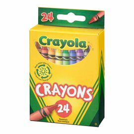 Crayola Crayons Regular - 24 pack