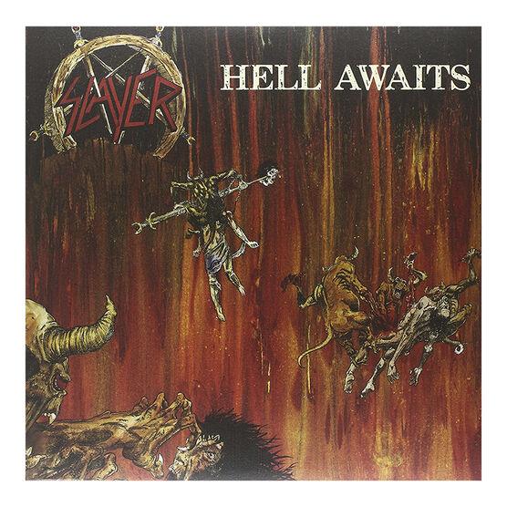 Slayer - Hell Awaits - Vinyl