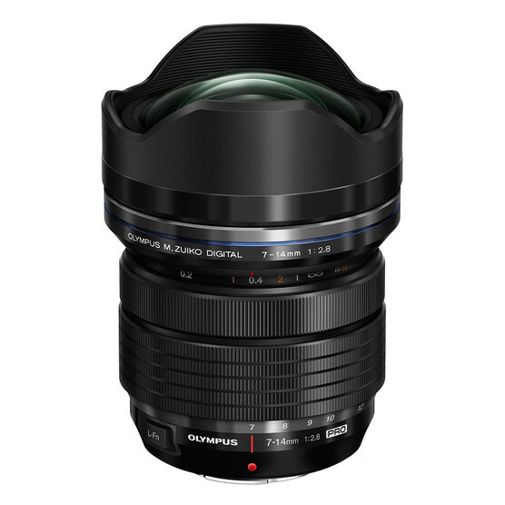 Olympus M.Zuiko 7-14mm f2.8 PRO - V313020BU000