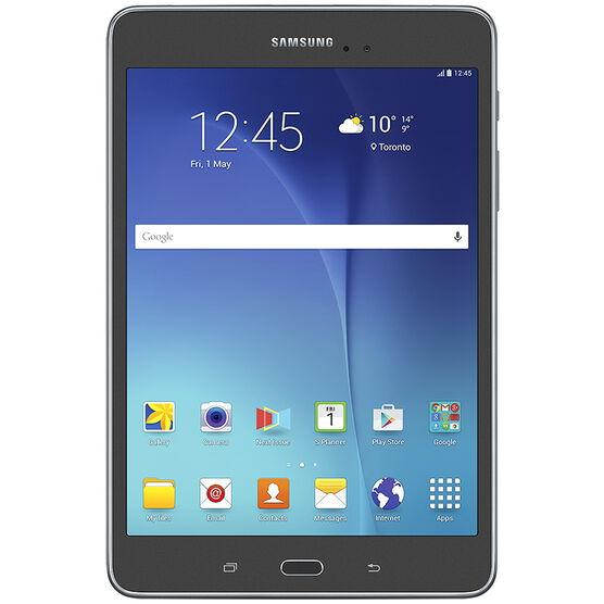 samsung galaxy tab a 8 0 inch tablet   titanium   sm