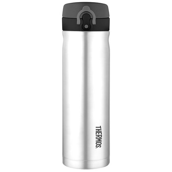 Thermos Direct  Stainless Steel Drink Bottle - Silver - 470ml
