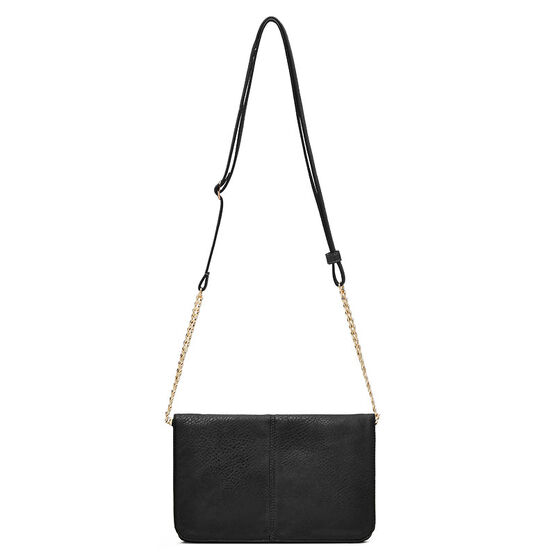 HButler Spark Crossbody Flap - Black - HBMP416