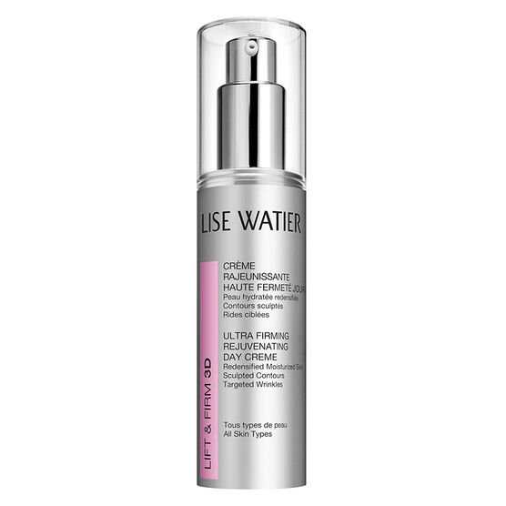 Lise Watier Lift & Firm 3D Ultra Firming Rejuvenating Day Crème with SPF 15 - All Skin Types - 50ml