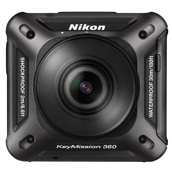 Nikon KeyMission 360 - Black - 48857