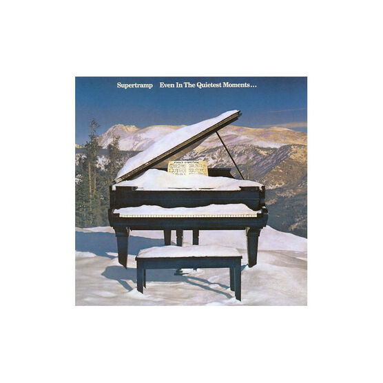 Supertramp: Even In The Quietest Moments - CD
