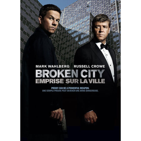 Broken City - DVD
