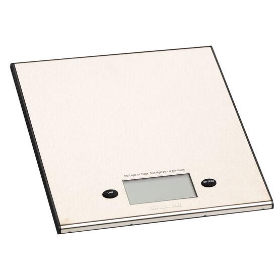 Salter Slim Air Aquatronic Scale - 12-34S-VEF