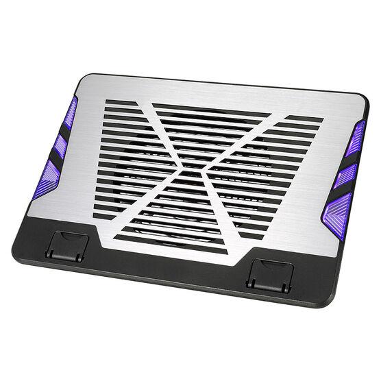 Certified Data Superior Laptop Cooler - Adjustable Stand - USB - CF-6542