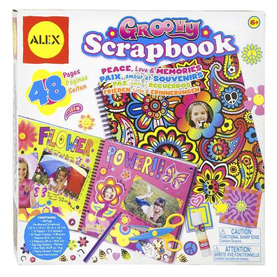 Alex Craft Groovy Scrapbook Kit