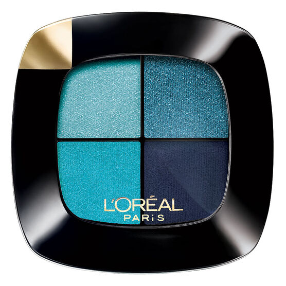 L'Oreal Colour Riche Pocket Palette Eyeshadow - Avant-Garde Azure