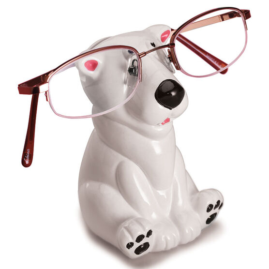 Perfect Solutions Animal Eyeglass Holder Bear - KT5881WHLD17