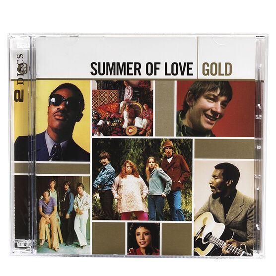 Summer of Love: Gold - CD