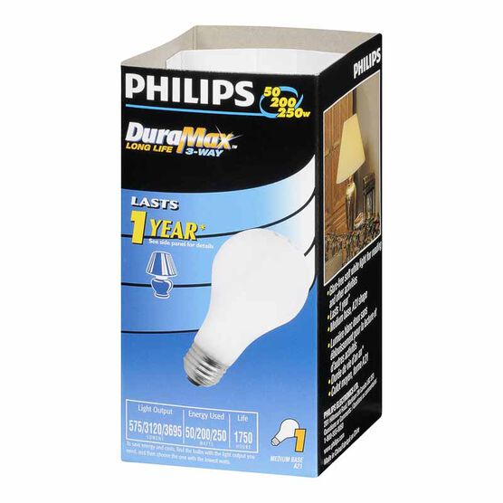 Philips 50/200/250W DuraMax Trilight