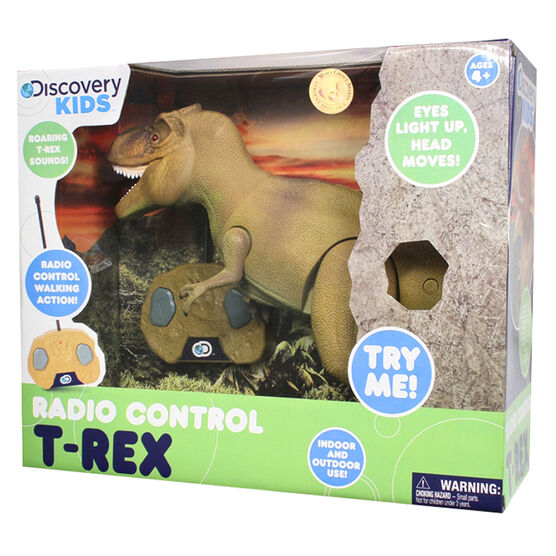 Discovery Kids T-Rex Remote Control