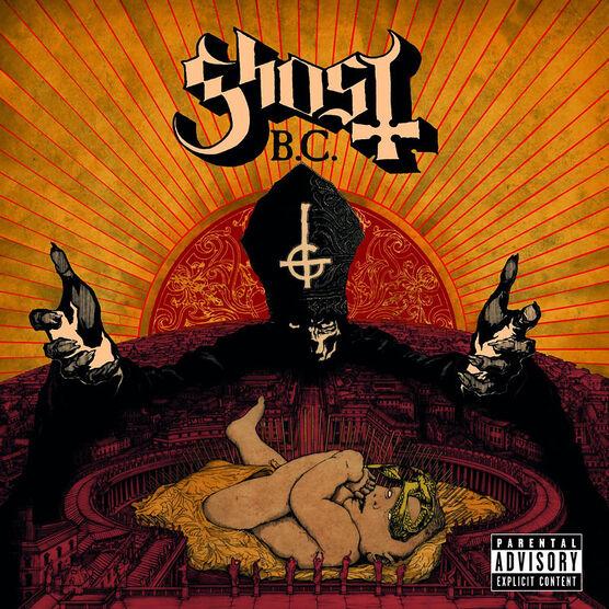 Ghost B.C. - Infestissumam - Vinyl